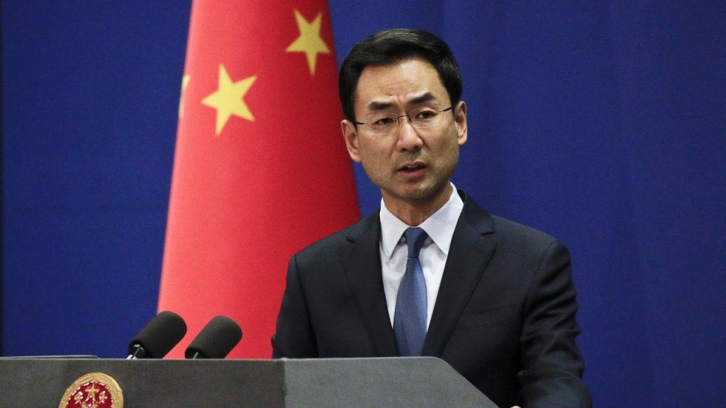 """ჩინეთის საგარეო უწყების წარმომადგენელმა აშშ-ს """"ჰაკერების იმპერია""""უწოდა"""