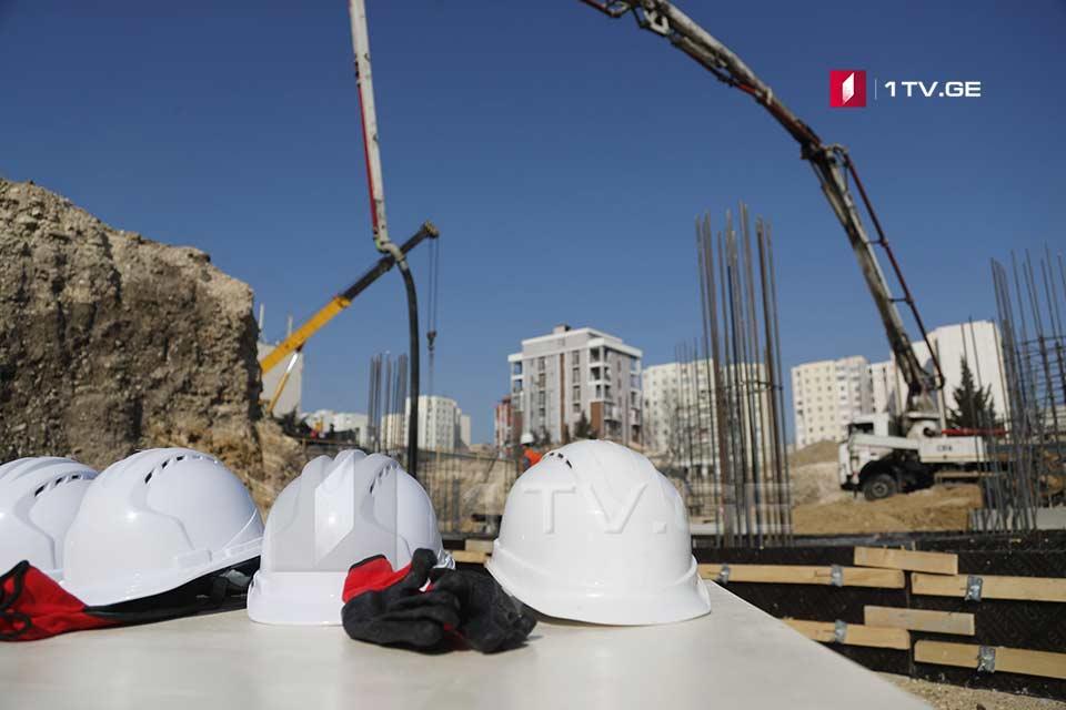 სამშენებლო სექტორში მომუშავე კომპანიები დღეიდან მუშაობის განახლებას შეძლებენ
