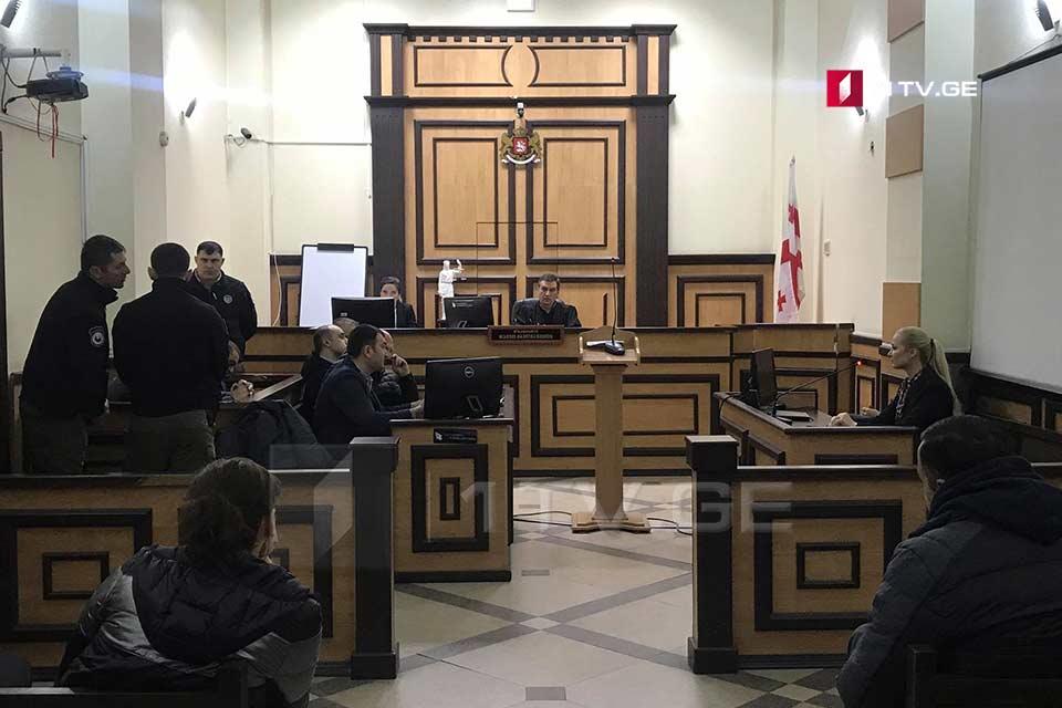 ბადრი პატარკაციშვილის საქმის მოწმე - ურეკის პოლიციის უფროსის წინააღმდეგ დაგეგმილ სქემაზე ინფორმირებული იყვნენ სააკაშვილი და ადეიშვილი
