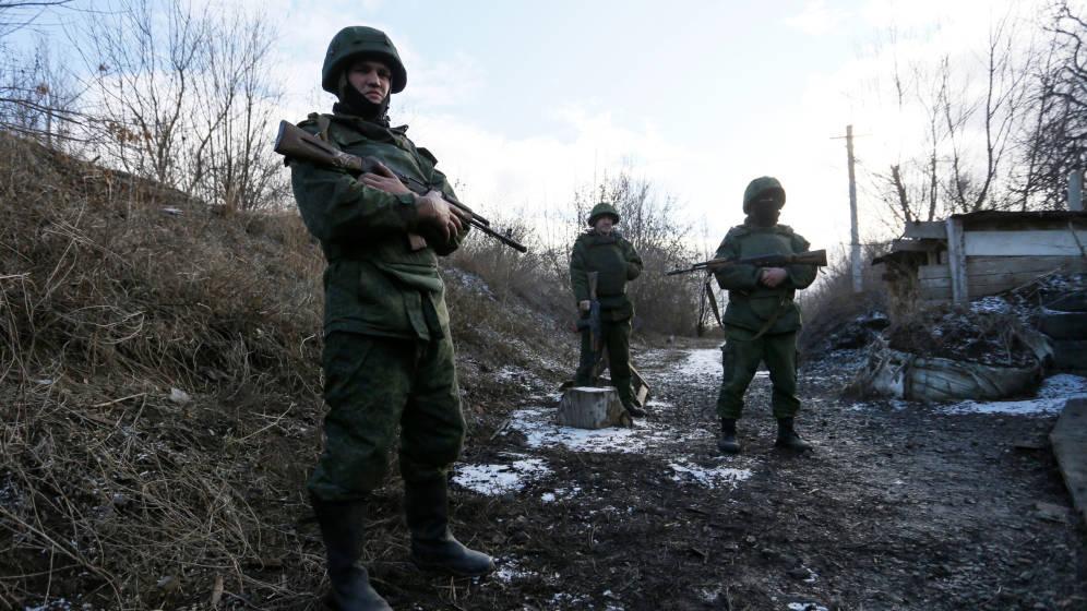 Ukrayna beynəlxalq ictimaiyyəti Donbasda durumun eskalasiyasının qınanılmasına çağırır