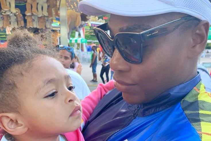 სერენა უილიამსი - ჩემი ქალიშვილი შავკანიანი ქალი იქნება და ძალიან გაუჭირდება