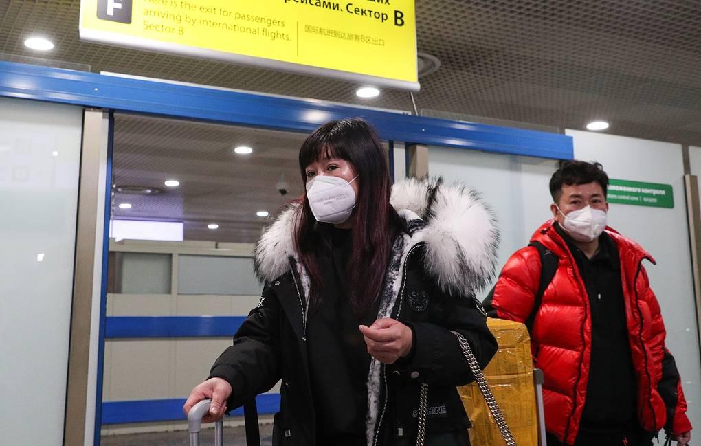 ჩინეთის მოქალაქეებს რუსეთში შესვლა შეეზღუდებათ