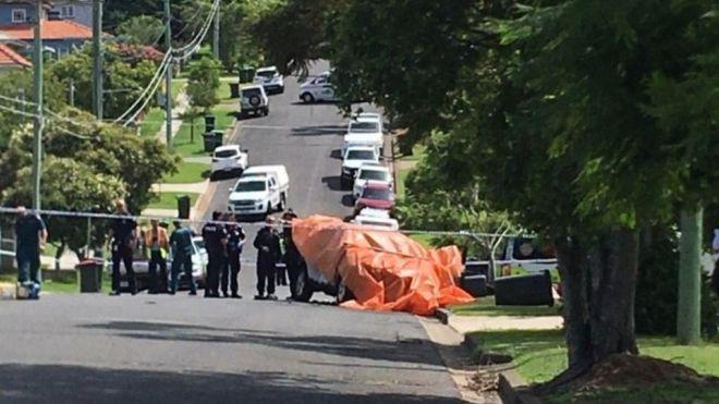 Ավստրալիայում ավտոմեքենա է այրվել, հրդեհի հետևանքով զոհվել է 4 մարդ