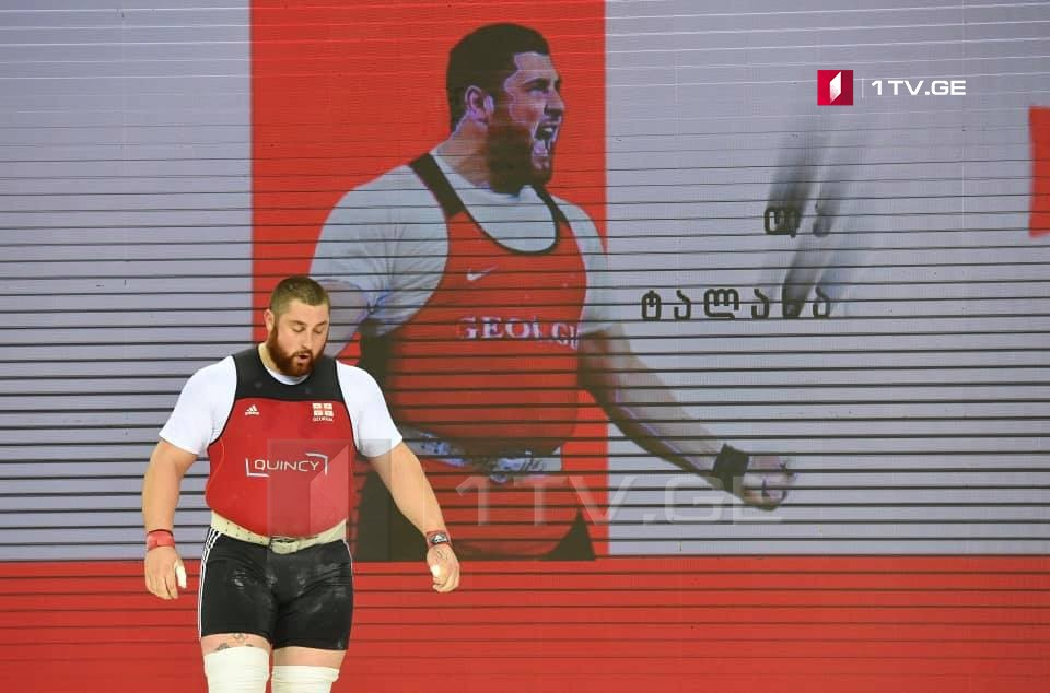Olympic Champion Lasha Talakhadze responds to politicians' offensive statements