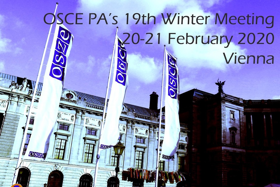 Georgian Parliamentary Delegation to participate in the OSCE PA Winter Session