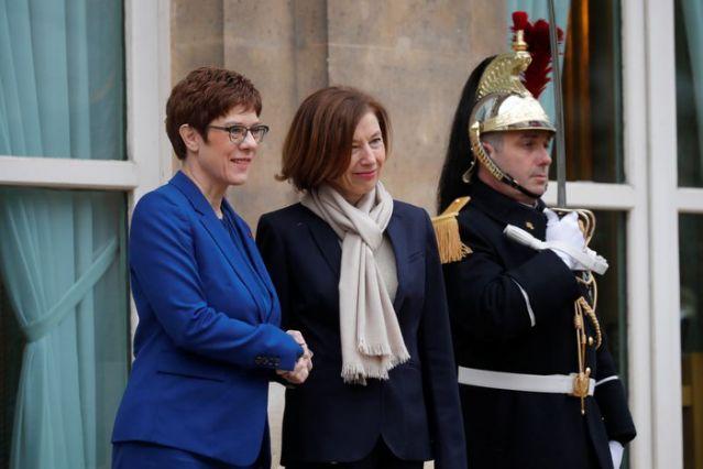 გერმანიამ, საფრანგეთმა და ესპანეთმა ევროპის ახალი თაობის ავიაგამანადგურებლის შექმნის კონტრაქტს მოაწერეს ხელი