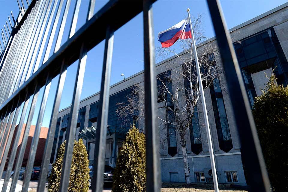 კანადაში რუსეთის საელჩო - საქართველოში განხორციელებულ კიბერშეტევაშირუსეთის დადანაშაულება რუსოფობიული ნაბიჯია