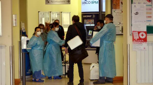 იტალიაში კორონავირუსით დაავადებული პაციენტი გარდაიცვალა