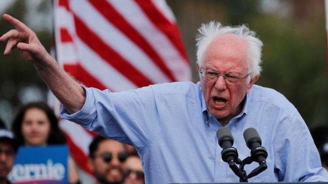 ბერნი სანდერსი - მივმართავ რუსეთს, თავი შორს დაიჭირეთ ამერიკის არჩევნებისგან