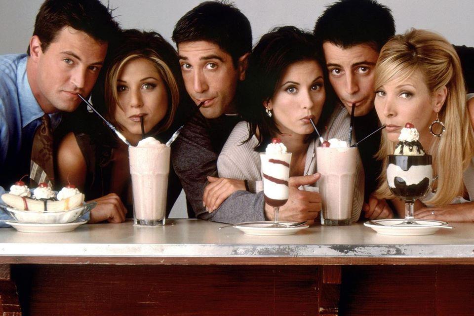 """პოპულარული სერიალი """"მეგობრები"""" სატელევიზიო ეკრანზე ბრუნდება"""