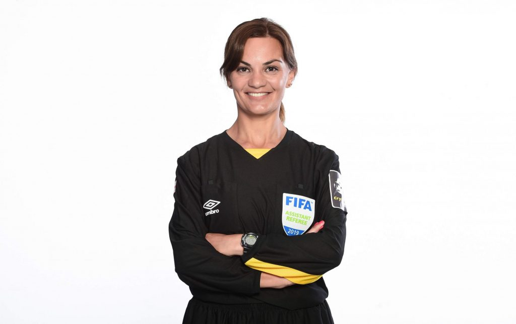 Referee of Super Cup match to be a woman