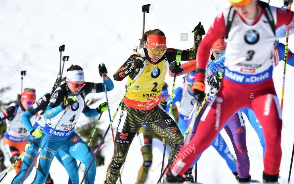 მსოფლიო ჩემპიონატზე ესტაფეტა ქალებში ნორვეგიამ, კაცებში კი საფრანგეთმა მოიგო - ბიატლონი