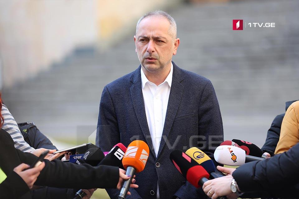 Ираклий Сесиашвили - Для освобождения задержанного оккупантами подростка работают все соответствующие ведомства