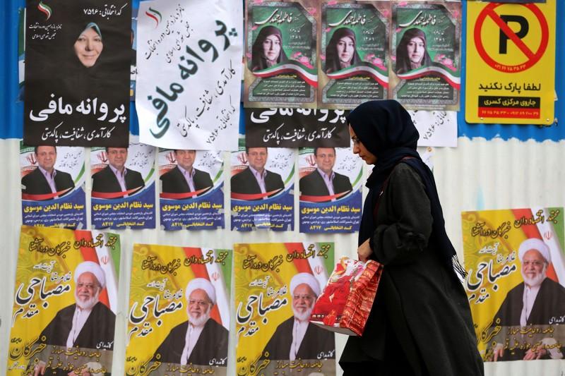 ირანის საპარლამენტო არჩევნების მეორე ტური 11 ოლქში ჩატარდება