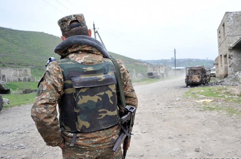 Пограничная служба Азербайджана - Во время диверсии на границе с Арменией погиб азербайджанский солдат