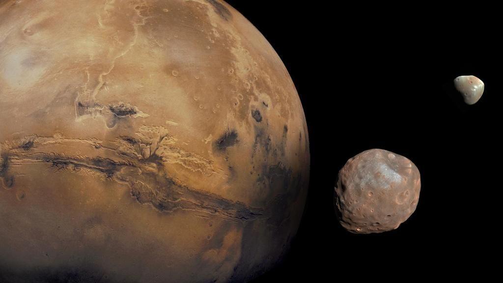 იაპონია მარსის თანამგზავრ ფობოსზე ხომალდს გზავნის