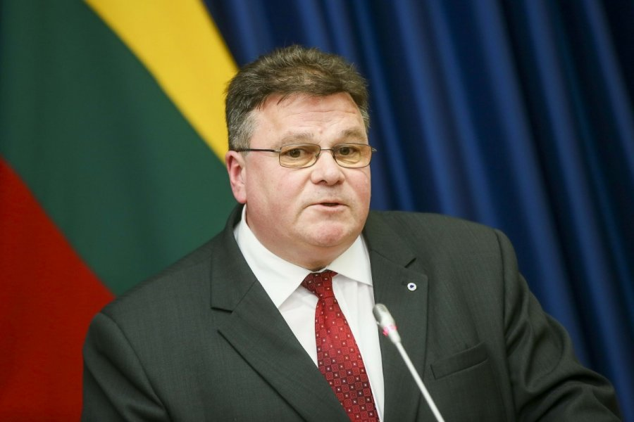 Linas Linkevicius: We urge countries to grant access to the independent monitoring mechanisms to Ukrainian and Georgian territories, illegally occupied by Russia