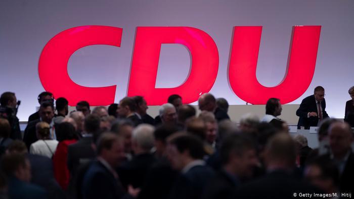 გერმანიის ქრისტიან-დემოკრატიული კავშირი ახალ ლიდერს 25 აპრილს აირჩევს
