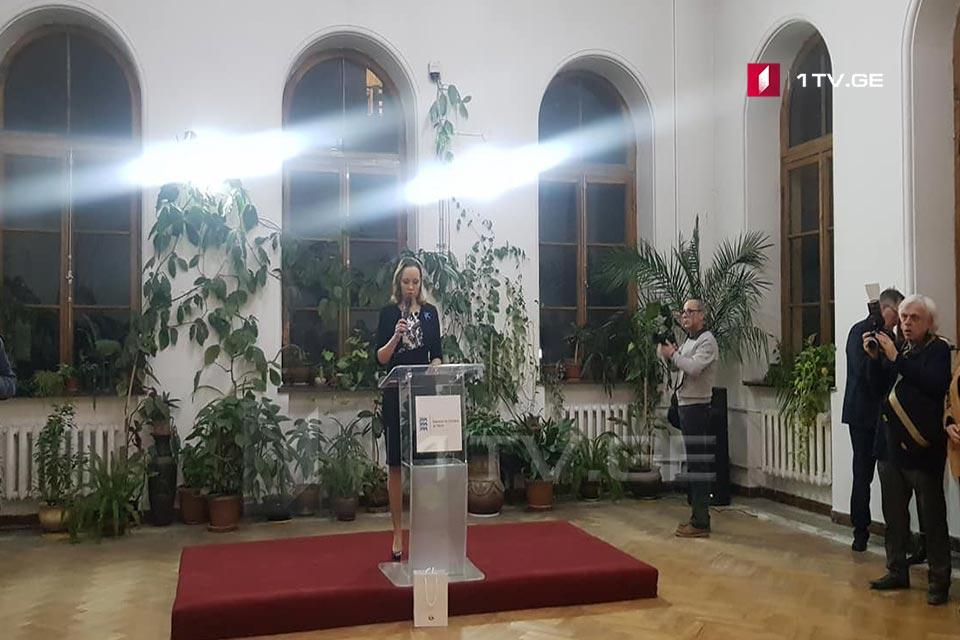 ესტონეთის ელჩი - ვაკეთებთ ყველაფერს საქართველოს დასახმარებლად, რათა ქვეყანამ მიაღწიოს კეთილდღეობას და ერთ დღეს ევროკავშირის წევრი გახდეს