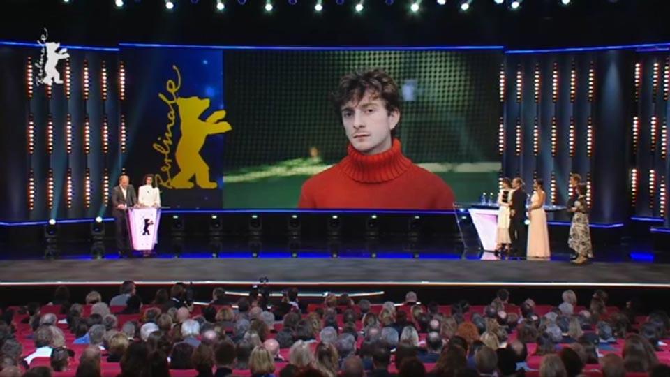 Levan Gelbakhiani receives European Shooting Stars Award