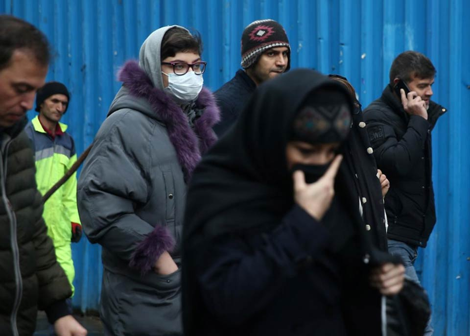 İran mediasının məlumatına görə, son 24 saat ərzində koronavirusla iki insan həlak oldu