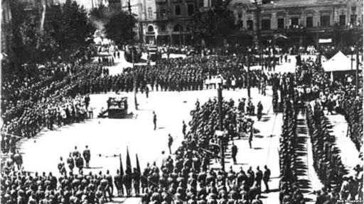 არტნიუსი - საბჭოთა ოკუპაციის დღისადმი მიძღვნილი ღონისძიებები