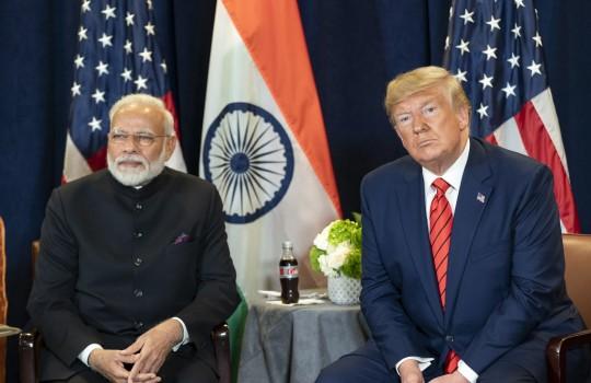 ინდოეთი აშშ-სგან 3 მილიარდი დოლარის ღირებულების თავდაცვით შეიარაღებას შეიძენს