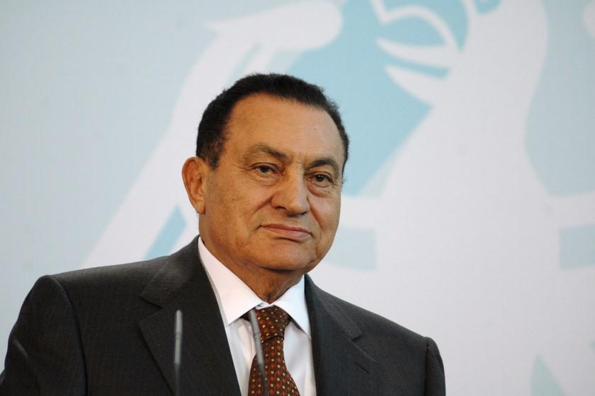 ეგვიპტის ყოფილი პრეზიდენტი ჰოსნი მუბარაქი გარდაიცვალა