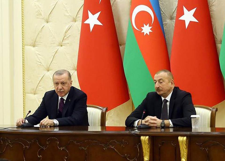 რეჯეფ თაიფ ერდოღანი - მთიანი ყარაბაღი არა მხოლოდ აზერბაიჯანის, თურქეთის პრობლემაცაა