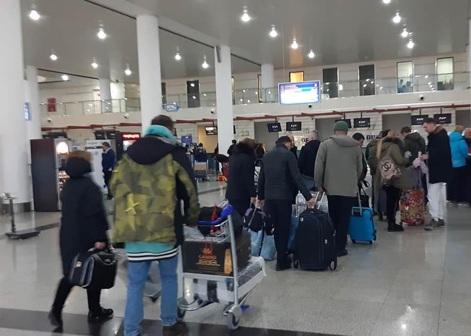 საქართველოდან ირანში დღეს კიდევ 300-მდე მოქალაქე გაემგზავრება