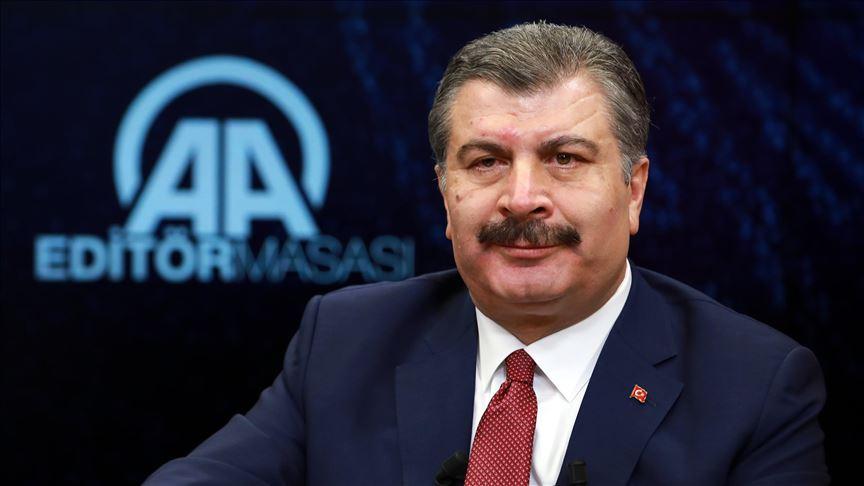 თურქეთის ჯანდაცვის მინისტრი - ქვეყანაში კორონავირუსი არ დაფიქსირებულა, მაგრამ ეს არ ნიშნავს, რომ თურქეთი ვირუსისგან დაცულია