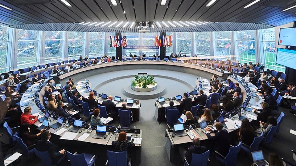 ევროპის საბჭოს მინისტერიალი, თბილისის ნაცვლად, სტრასბურგში გაიმართება
