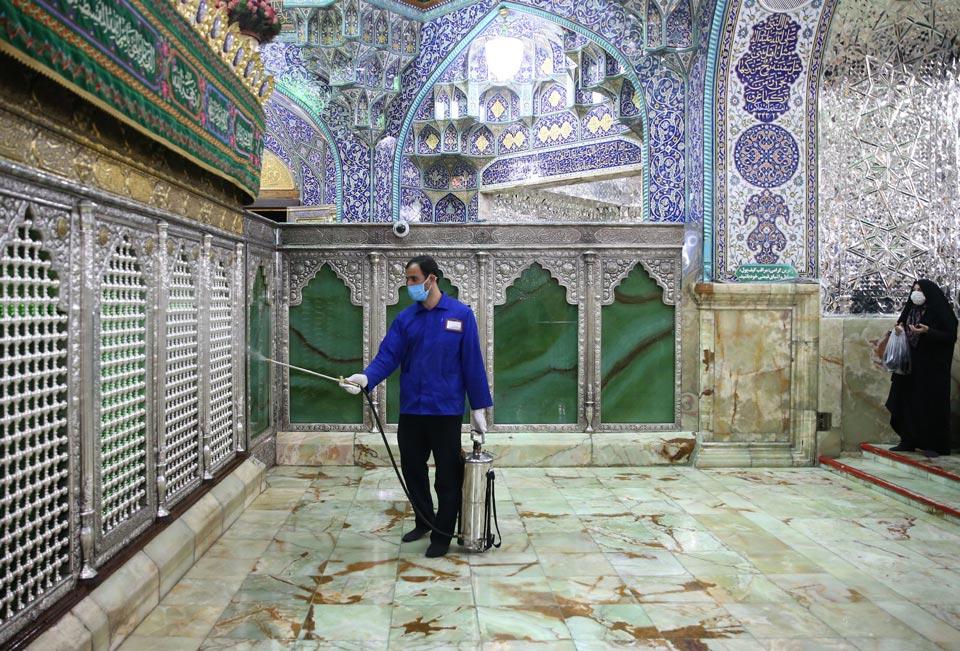 ირანში კორონავირუსით კიდევ ოთხი ადამიანი გარდაიცვალა