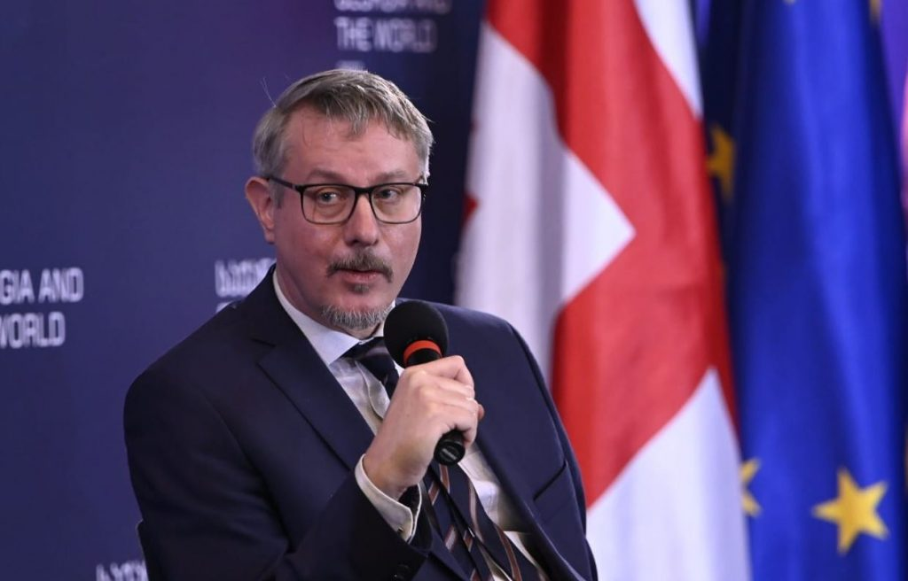 Carl Hartzell – Agreement on Free Trade Areas with EU increases Georgia's Competitiveness