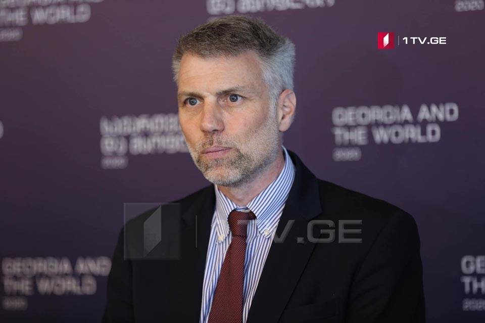 Sebastian Molineus: World Ban will support Georgian government's health, social protection and economic recovery responses