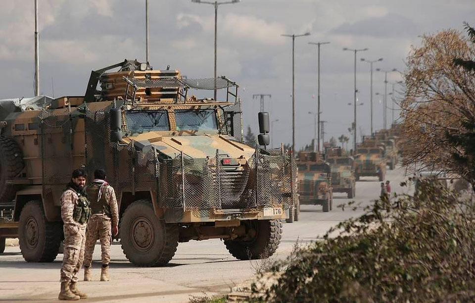 სირიის იდლიბის პროვინციაში საჰაერო დარტყმის შედეგად ორი თურქი სამხედრო დაიღუპა