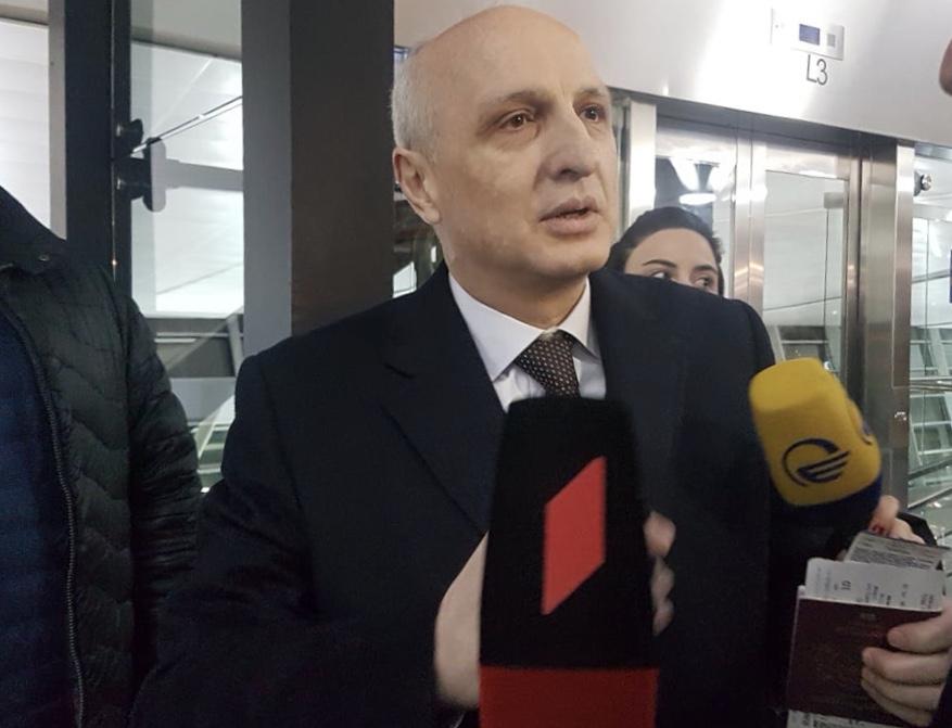 Вaно Мерaбишвили Польшaҟa ддәықәлеит