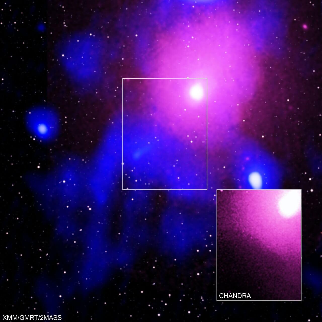 დაფიქსირებულია სამყაროს ისტორიაში უდიდესი კოსმოსური აფეთქება