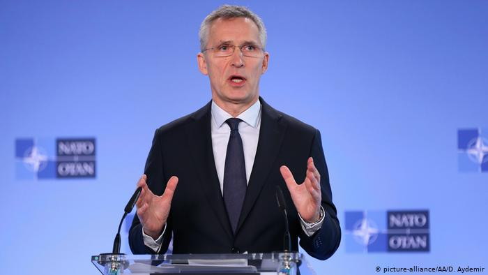 NATO stands by Turkey in light of the recent developments  on the Turkish-Syrian border