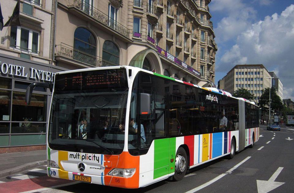 ლუქსემბურგში საზოგადოებრივი ტრანსპორტი უფასო გახდა