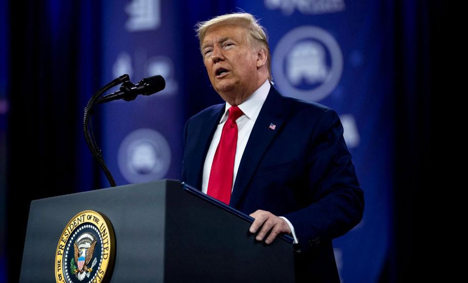 Donald Trump to Declare National Emergency to Speed Virus Response