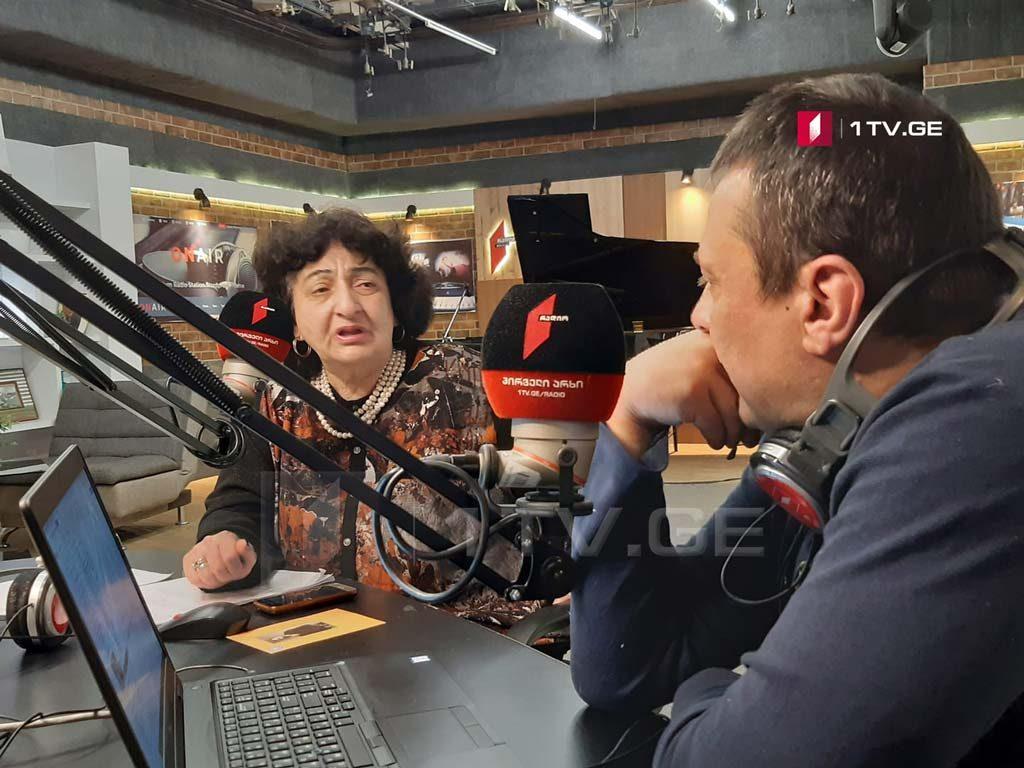 რადიო ექსპრესი - ქართული ემიგრაციის ნაცნობი და უცნობი ამბები