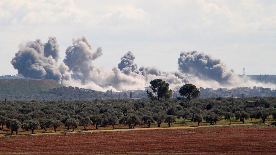 BBC - İdlibdə Türkiyə aviazərbəsi nəticəsində 19 Suriyalı hərbçi həlak oldu