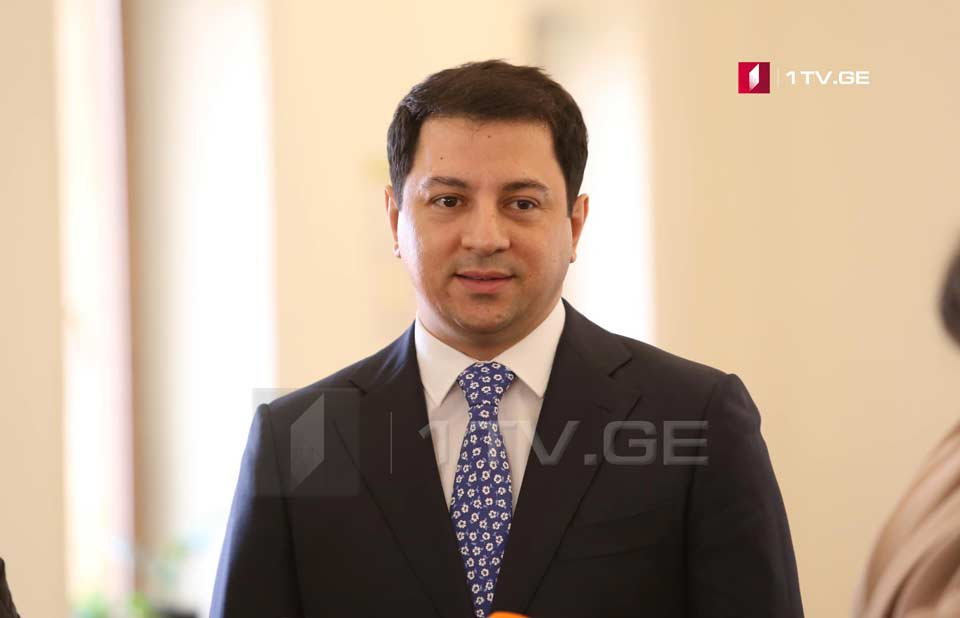 Арчил Талаквадзе - Оппозиция уже представлена в зале заседаний