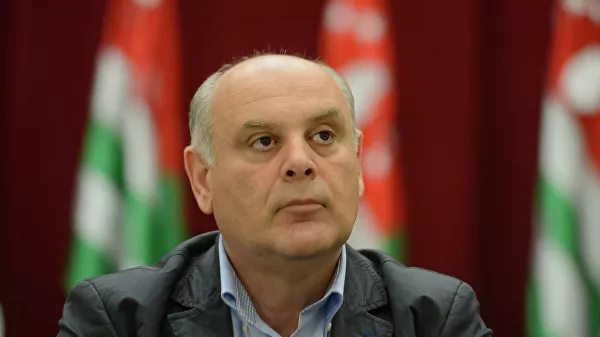 So-called presidential candidate of occupied Abkhazia, Aslan Bzhania, is in a medically-induced coma
