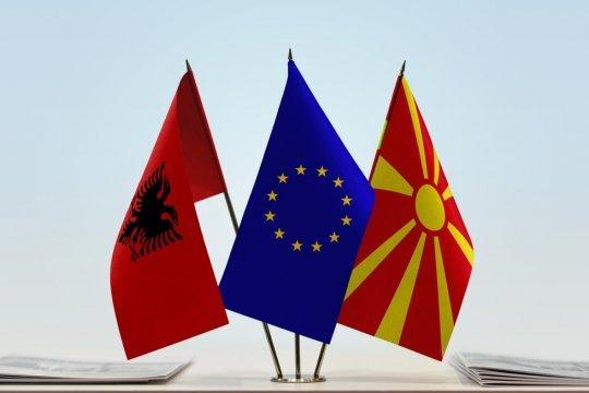 ევროკომისიამ ევროკავშირში ალბანეთისა და ჩრდილოეთ მაკედონიის გაწევრიანების რეკომენდაცია გასცა