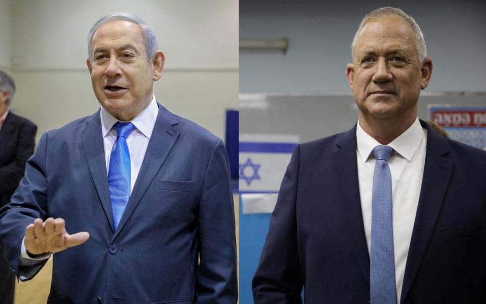 ისრაელის საპარლამენტო არჩევნების ეგზიტპოლების თანახმად, ბენიამინ ნეთანიაჰუ სავარაუდოდ პრემიერის პოსტს შეინარჩუნებს