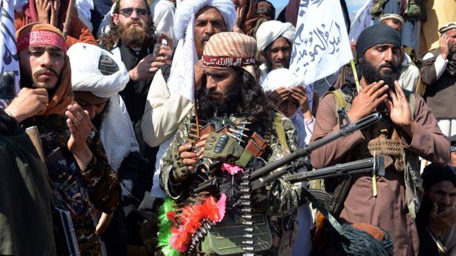 """""""თალიბანის"""" წევრები ავღანეთის არმიაზე თავდასხმების გაგრძელებას გეგმავენ"""