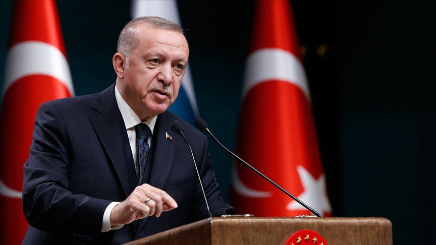 Реджеп Тайип Эрдоган - ЕС и мир, к сожалению, не понимают ситуацию в Турции, в которой проживает более четырех миллионов мигрантов