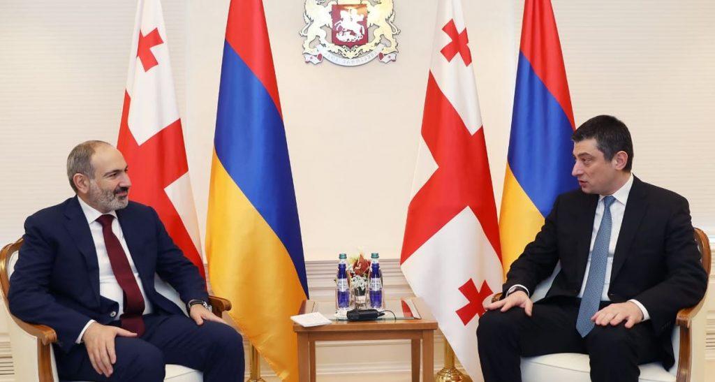 Никол Пашинян - Армения и Грузия не могут быть угрозой друг другу, после избрания премьер-министром я положил эту формулу в основу отношений двух стран